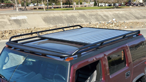Hummercore Hummer H2 SUV Roof Rack (Sunroof Version)