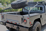 Hummercore Hummer H1 Slantback Tire Carrier for 2-Door