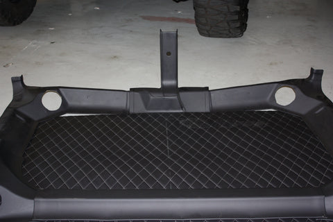 Hummer H1 Luxury Interior - Front Overhead Console (Hard Top)