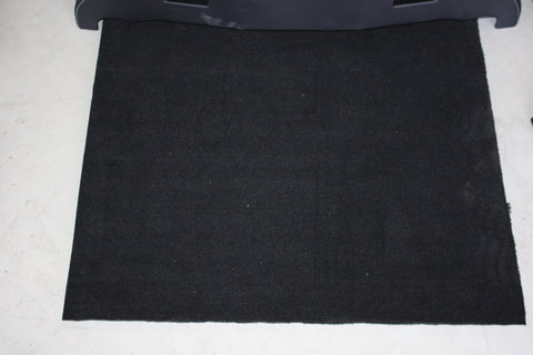 Hummer H1 Luxury Interior - Rear Carpet Piece (Soft Top)