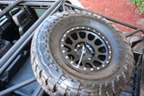 Hummer H1 Wheel with CTIS Line