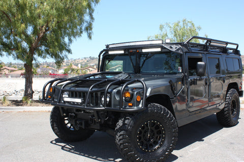 Hummercore Hummer H1 Lightbar Light Set