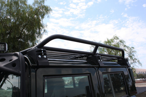 Hummercore Hummer H1 Low Profile Roof Rack 6
