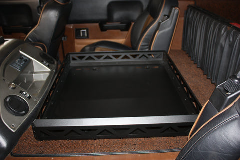 Hummercore Center Console Rack
