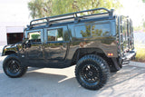 "Hummercore Hummer H1 Ladder For Stock Rear Bumper Left Side with 2"" Lift Including Alpha"