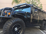 Hummer H1 D-Ring Brush Guard