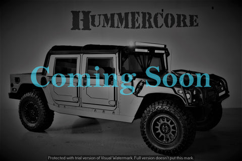 Hummercore Hummer H1 Slantback Tire Carrier for Hard Top Truck