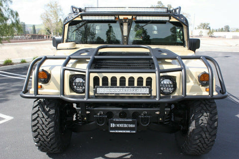 Hummercore Hummer H1 Lightbar with Center Brace