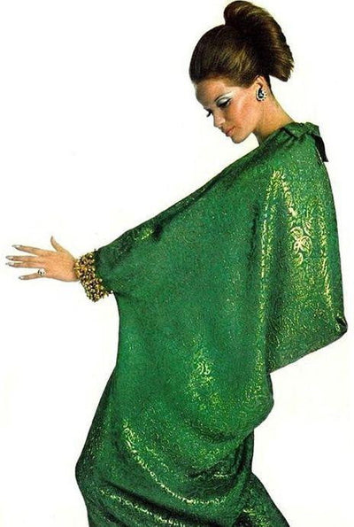 Our Current Vintage Obsession: Caftans