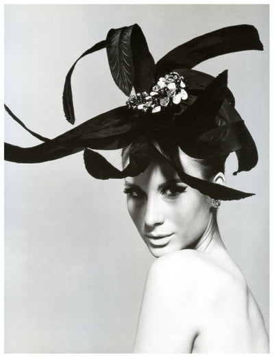 Mad for Hats - Fashion Photography's love affair with the hat