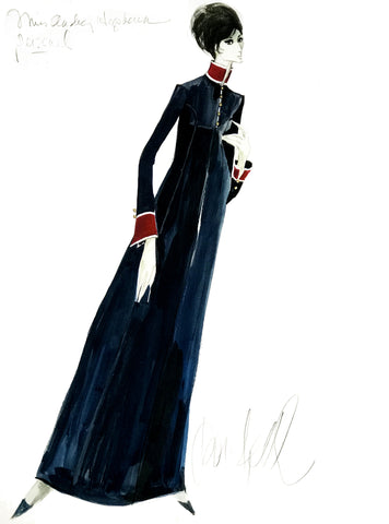 Audrey-Hepburn-Fashion-Illustration-Donfeld