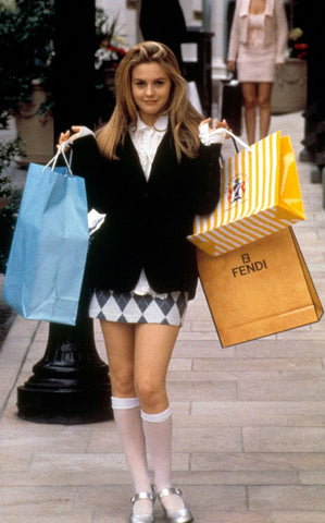 Clueless Fashion 90s outfits 1990s