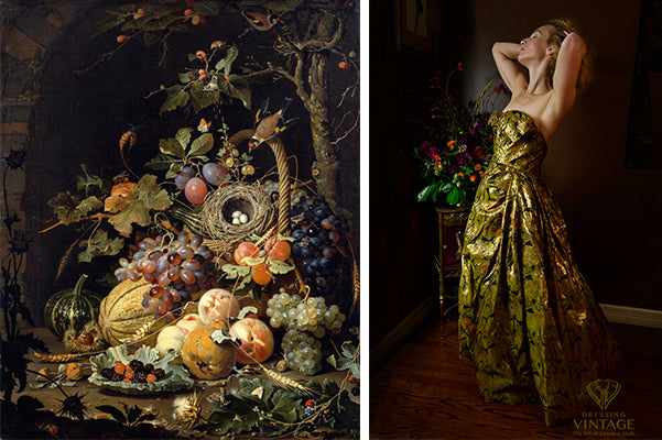 How 17th Century Flemish Paintings Inspired Our Vintage
