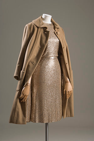 Norman Norell Fashion exhibit
