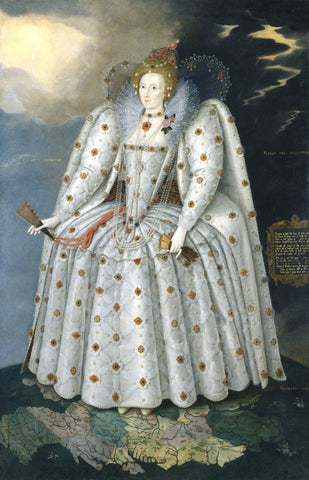 Queen Elizabeth I of England Dress