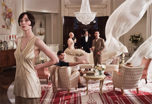 Catherine Martin did the fantastical 1920s costumes for The Great Gatsby
