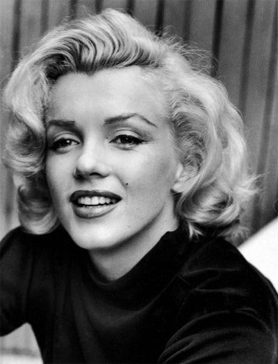 Marilyn Monroe died at age 36