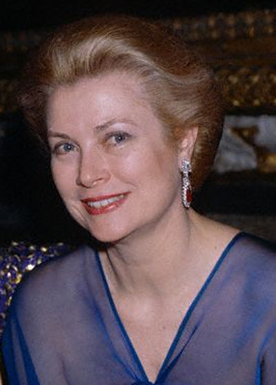 Image result for grace kelly in 1982