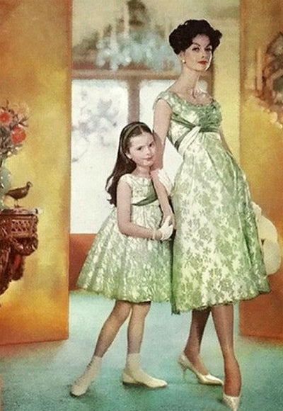 Mommy And Me Matching Mother Daughter Dresses Dressing