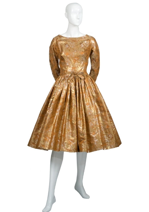 1950's William Pearce vintage dress