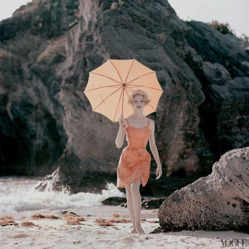 Jerry Schatzberg photograph January 1959 Vogue