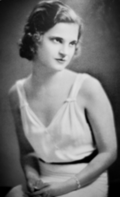 1920's college beauty queen
