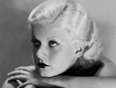 Jean Harlow died at age 26