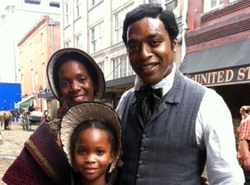 Patricia Norris is nominated for her work on the costumes in 12 Years a Slave
