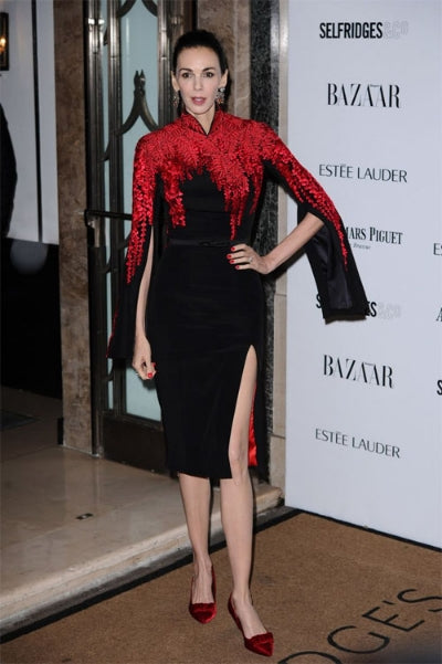 L'Wren Scott fashion event