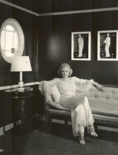 Women Who Knew How To Lounge Whatever Happened To The