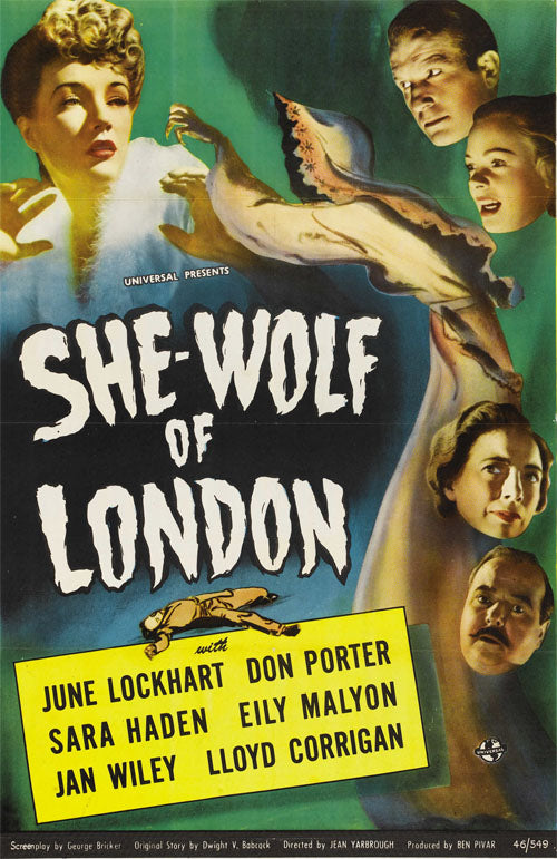 She Wolf Of London 1946
