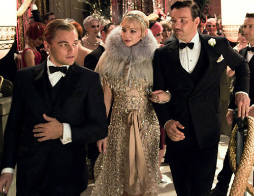 The Great Gatsby was reinvented for the screen with the wonderful costumes by Catherine Martin