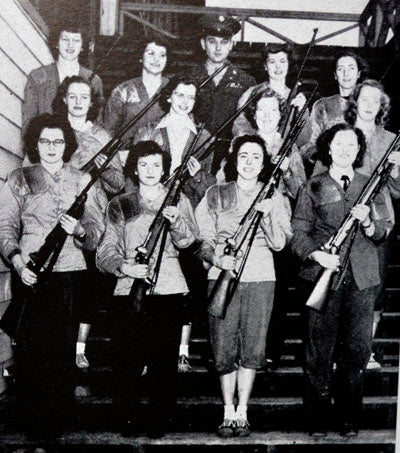 1940s Women's Rifle Club