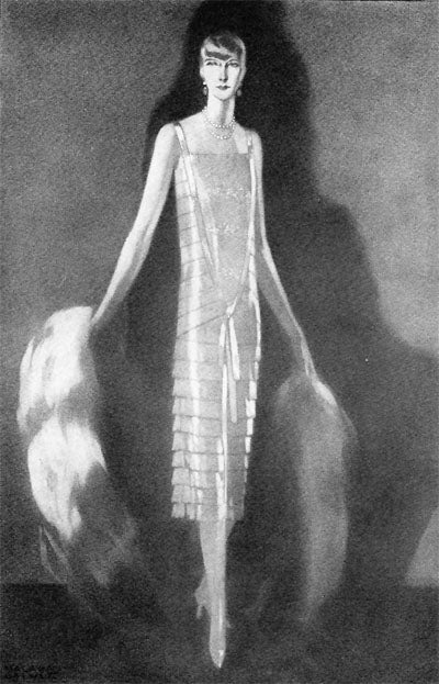 Chanel Illustration 1925