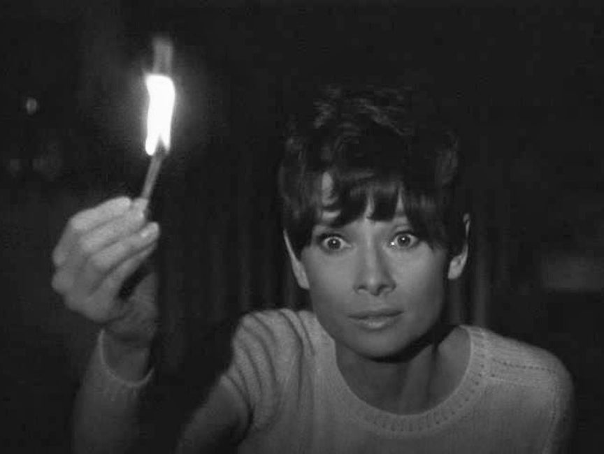 Wait Until Dark - Audrey Hepburn