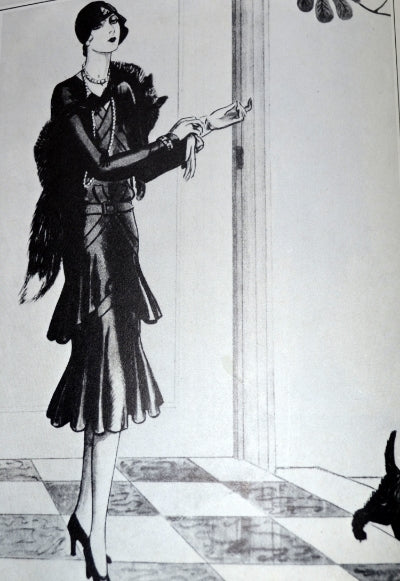 1928 Chanel by Lee Creelman Erickson