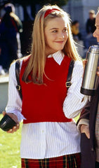 Clueless Fashion 90s style outfits 1990s