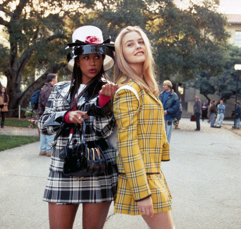Clueless Fashion 90s outfits 1990s clothing