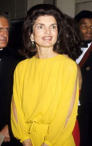 Jackie O in Canary Yellow