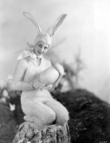 Loretta Young Easter
