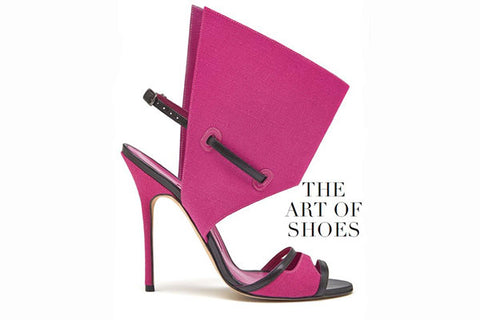 Manolo Blahnik Shoe Exhibit
