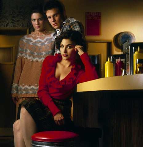 Twin Peaks Vintage Fashion 1990s