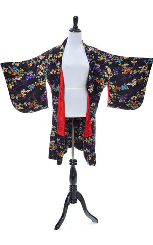 Dressing Vintage Kimono Worn by Tajari P. Henson in Empire