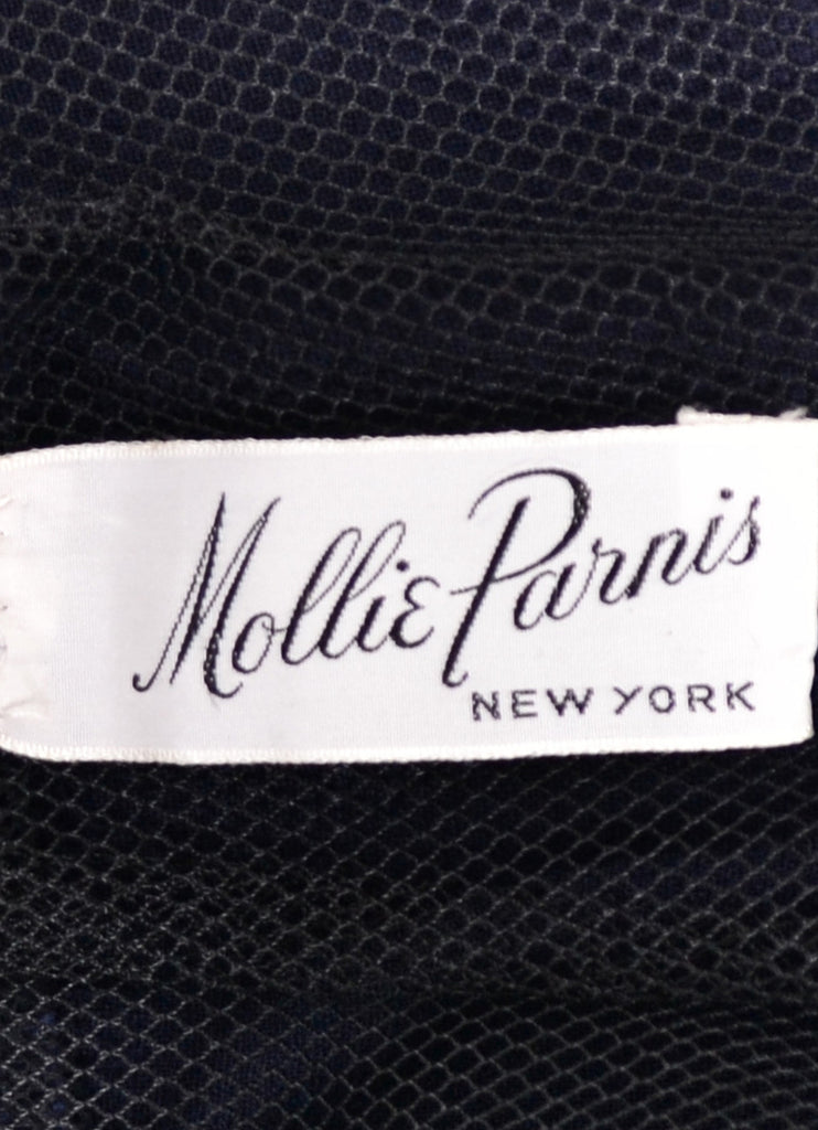 Vintage Mollie Parnis New York dress