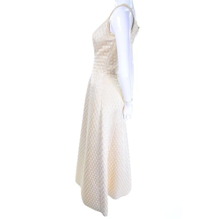 Jacques Heim Vintage Designer dress