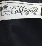 Made in California vintage dress