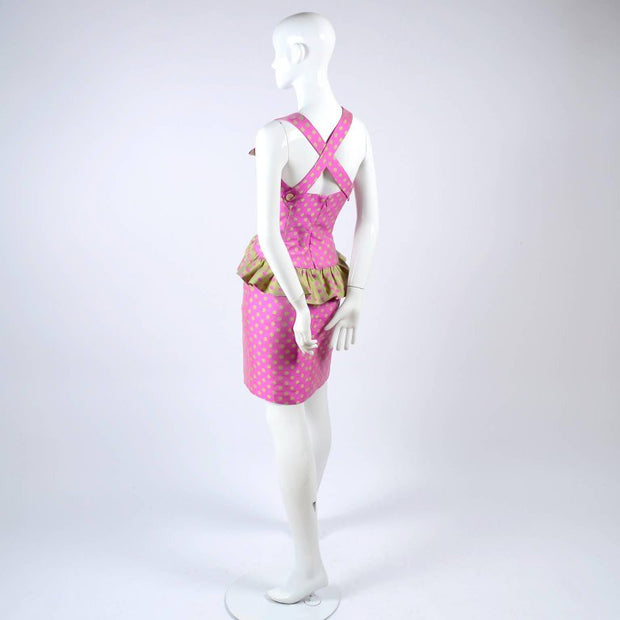 Iconic Christian Lacroix 1993 Vintage Dress