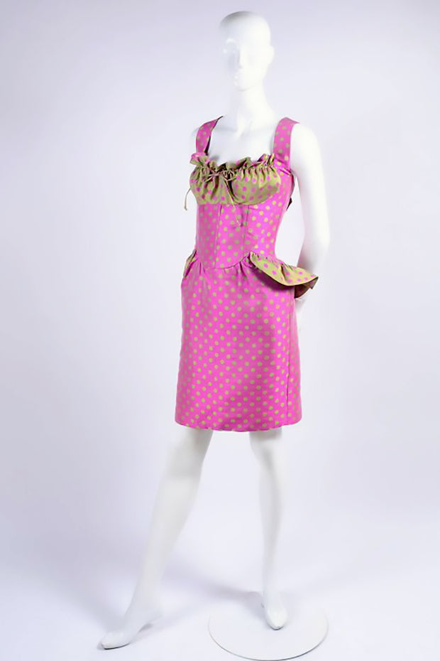 1990's Christian Lacroix Vintage Dress