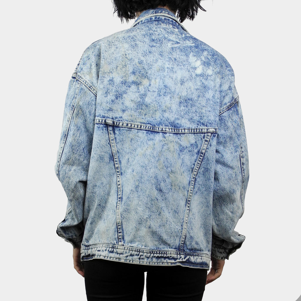 1980's vintage denim jacket