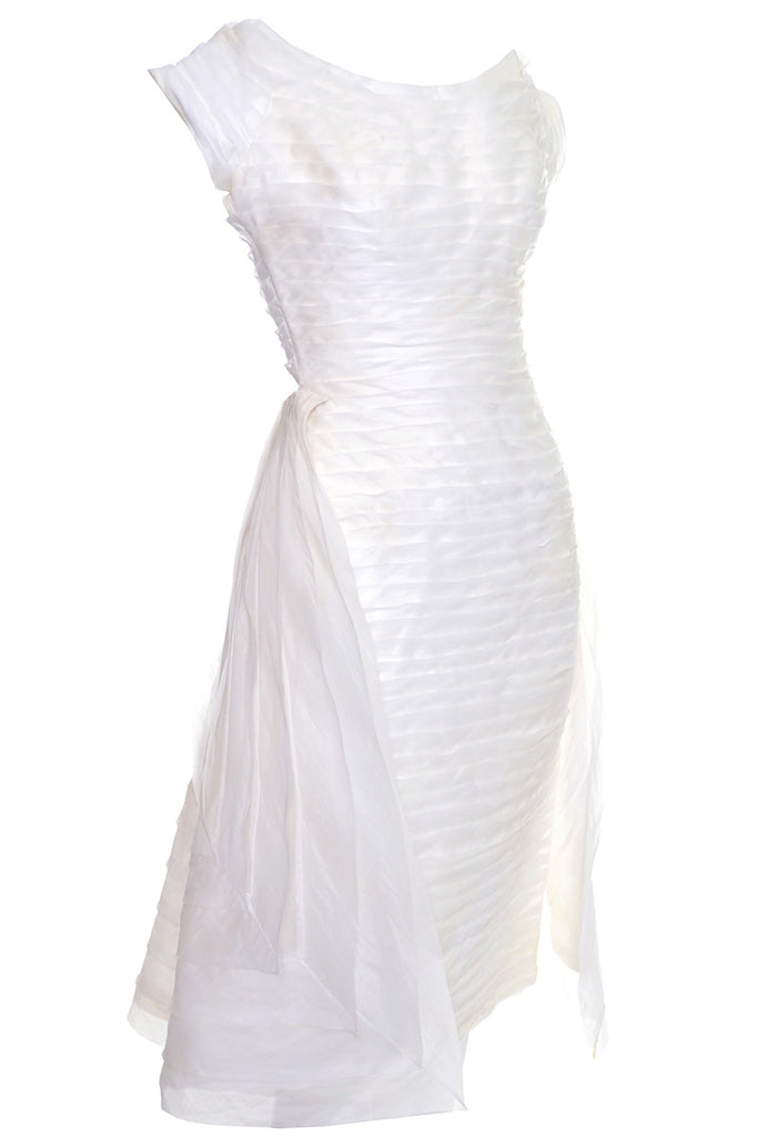 William Cahill Beverly Hills Vintage Wedding Dress